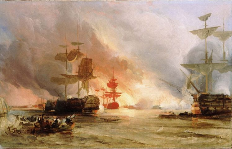 the_bombardment_of_algiers_27_august_1816