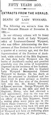 New Zealand Herald - 3/11/1881