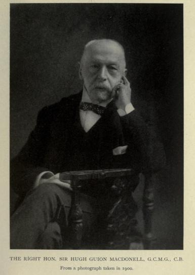 Hugh Guion MacDonell 1900