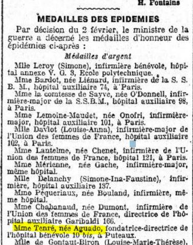 médaille_des_épidémies_legaulois1917