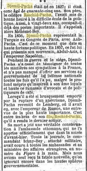 DC_DJEMIL PACHA LE FIGARO 27 SEPT 1872